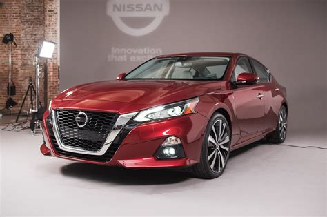 Nissan 2019 : 2019 Nissan Altima First Look