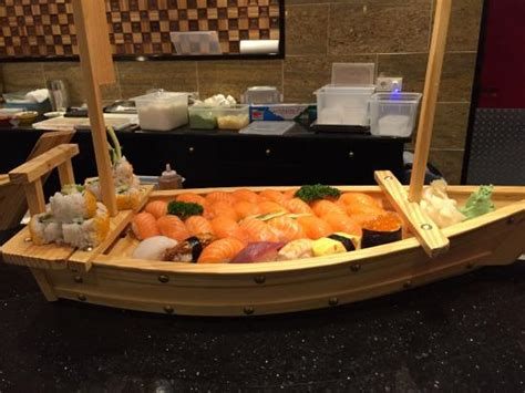 Sushi Boat Menu by Menu Sushi Boat And Running Sushi Bar Bild Kenji