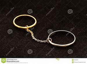 Ketting twee ringen