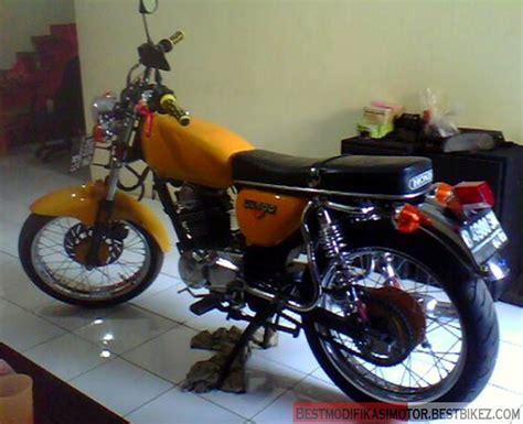 Honda Gl Max Modif by Honda Gl Max 1994 Modif Cb Gambar Modifikasi Motor Terbaru