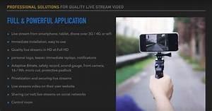 Avis Sur Streaming Direct : plussh application smartphone de live et direct streaming avis et prix ~ Medecine-chirurgie-esthetiques.com Avis de Voitures