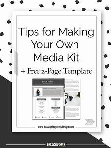 passion for pixels design tips for making your own media With design your own blogger template free