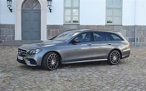 Mercedes Familiale : mercedes benz classe e wagon 2017 pourquoi on n aime plus les familiales guide auto ~ Gottalentnigeria.com Avis de Voitures