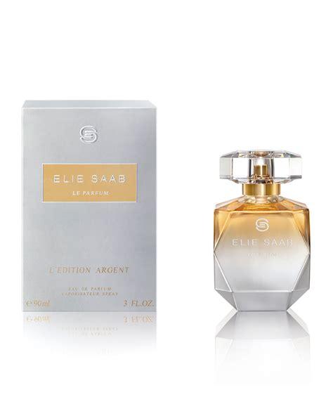 le parfum ellie saab le parfum l edition argent elie saab perfume a new fragrance for 2015