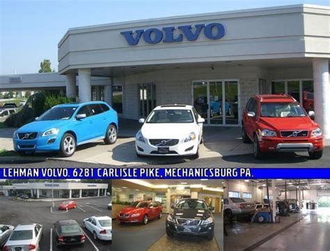 lehman volvo  volvo  car dealer