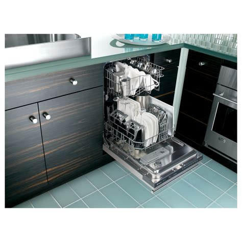 zbdnii ge monogram  integrated panel dishwasher integrated overlay airport home