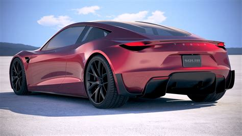 2020 Tesla Roadster by Tesla Roadster 2020