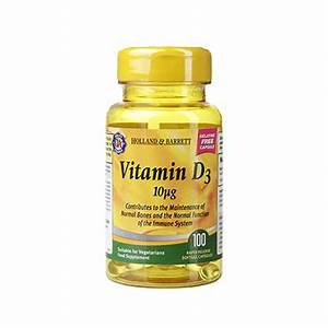 Vitamin D Dosierung Berechnen : holland barrett vegetarian vitamin d3 capsules 400 i u ~ Themetempest.com Abrechnung