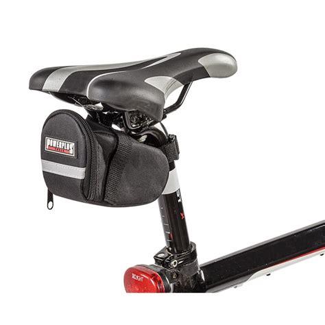 power plus tools satteltasche fahrrad schwarz fahrradsatteltasche