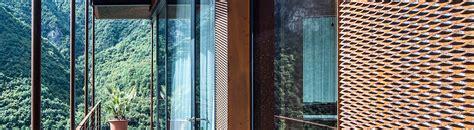 Cortenstahl Fassade Befestigung by Cortenstahl Fassade Als Blickfang In S 252 Dtirol