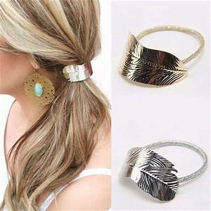 1pc Fashion Sexy Women Lady Leaf Hair Band Rope Headband