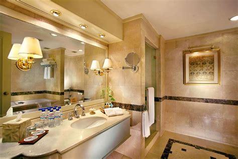Hotel Luxury Bathroom Interior Design