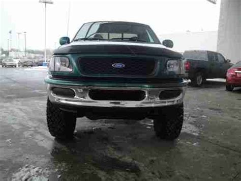 Sell used LIFTED 1997 FORD F150 XLT SUPERCAB 4X4 NEW ...