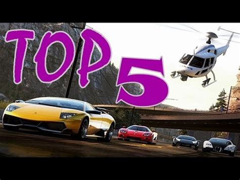 Best Car Modifying For Ps3 by Top 5 Best Ps3 Racing