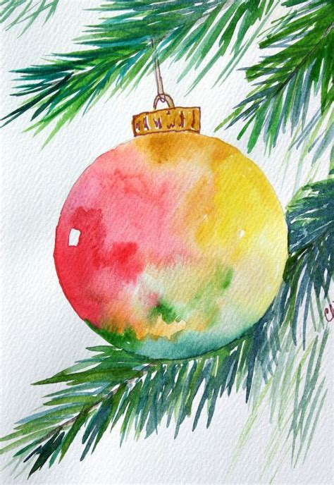 image result  watercolor christmas cards watercolor