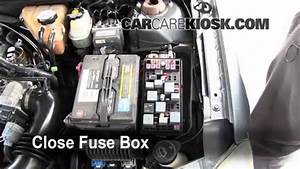 Fuse Box Chevy Malibu 2004