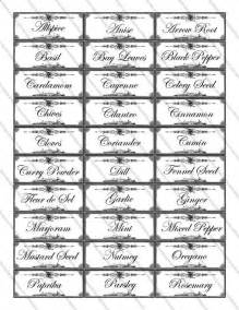 black kitchen canisters 19 best images about free printable spice labels on labels for jars pantry and