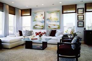 beach inspired modern family room before and after san With modern family living room design