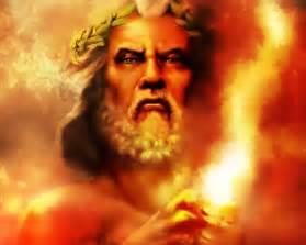 Résultat d'images pour jupiter dieu grec