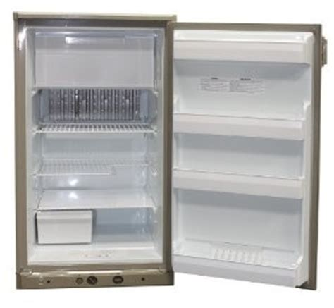compact  cubic ft dometic rmr rv refrigerator