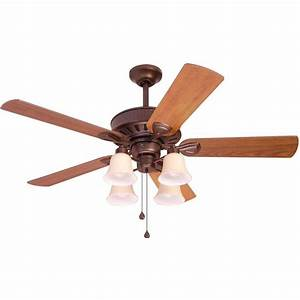 Harbor breeze ceiling fan light kit lowes : Harbor breeze plymouth in bronze downrod or flush