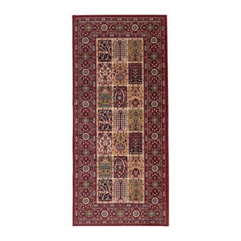 VALBY RUTA Rug, low pile Multicolour 80 x 180 cm   IKEA