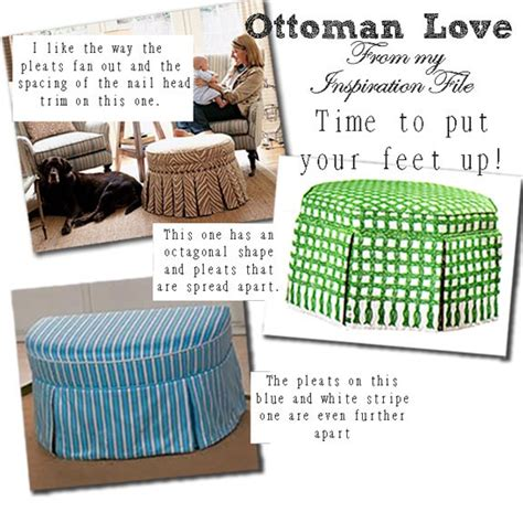 How To Build A Ottoman by How To Make A No Sew Ottoman Part 1 Inmyownstyle