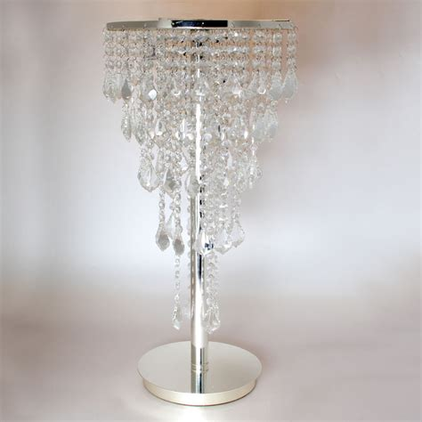 table chandelier 90cm easy florist supplies