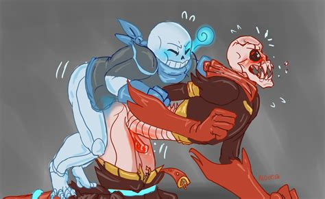 Sans And Papyrus Gay Sex