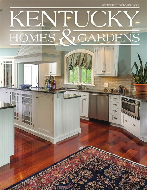kentucky homes gardens magazine by kentucky homes