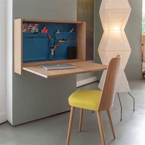 bureau modulable ikea 12 idées déco de bureau mural rabattable