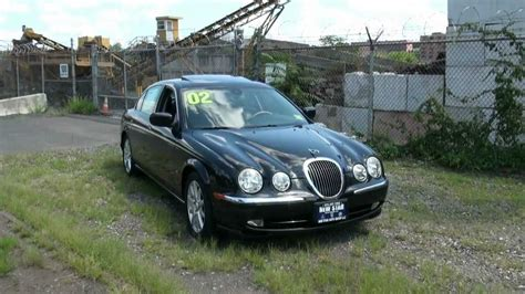 jaguar s type v8 2002 jaguar s type 4 0 v8 sedan