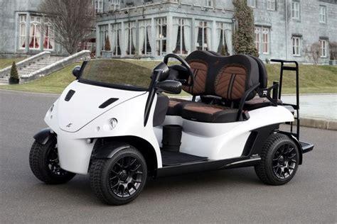 golf cart straßenzulassung garia mansory edition der supersportwagen unter den golf carts speed heads