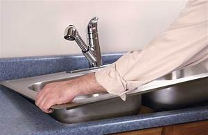 An Easy Guide To Diy Kitchen Sink Replacement