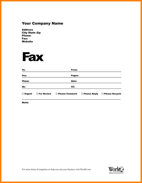 Professional Cover Sheet by 10 Printable Professional Fax Cover Sheet Ledger Review