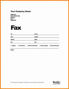 free cover sheet template personal fax professional free