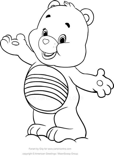 disegno cuore da stare e colorare disegno di allegrorsa orsetti cuore da colorare