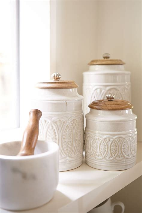 white kitchen canisters kitchen canisters white 28 images baker and white