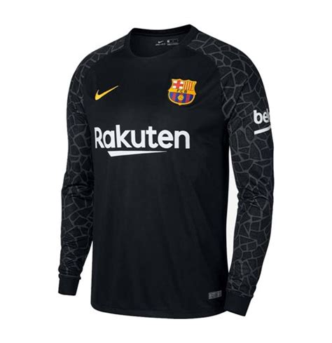 Portiere Barcellona by Acquista Maglia Portiere Barcellona Home 2017 18 Originale