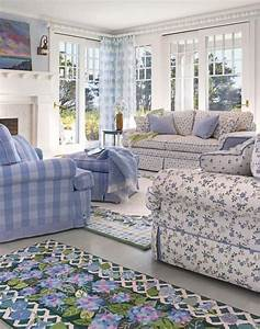 Mesmerizing Country Cottage Furniture Also Blue Gingham