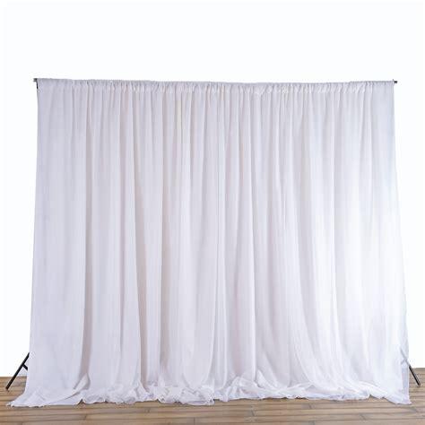 20ft x 8ft white professional backdrop photo background