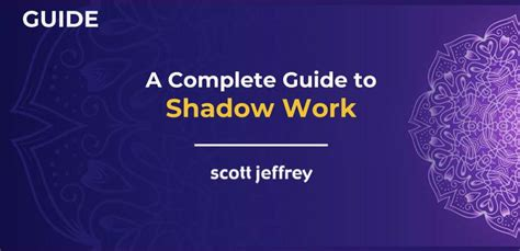shadow work  complete guide