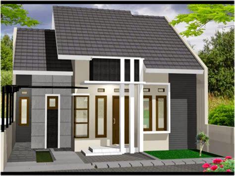 memilih kombinasi warna cat rumah minimalis desain rumah