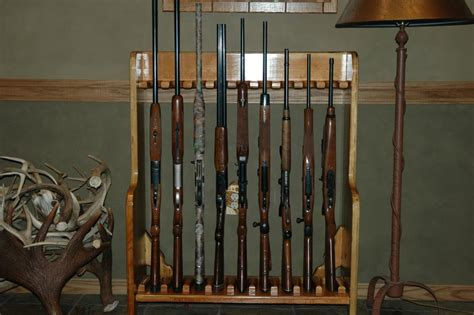 diy wooden gun rack plans   wood river soresxe