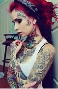 Good Girl Tattoos Tumblr by Dyed Hair Tumblr Tattoos Pinterest