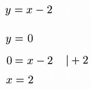 Lineare Funktionen Nullstelle Berechnen : nullstellen berechnen ~ Themetempest.com Abrechnung
