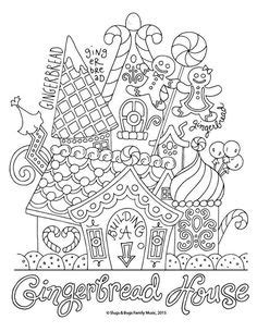 dover publications crazy christmas