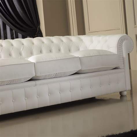 Leather Sofa Luxury by Luxury Italian Premium White Leather Sofa