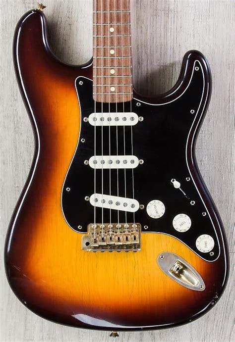 Iconic Custom Texas Flood Electric Guitar 3Tone Burst ...