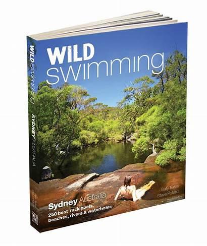Wild Swimming Sydney Australia Books Wildswimming 3d